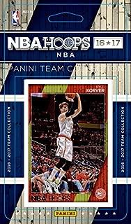 Atlanta Hawks 2016 2017 Hoops Basketball Factory Sealed NBA Licensed 11 Card Team Set with Taurean Prince Rookie Plus