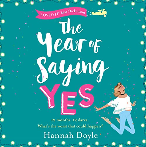 Couverture de The Year of Saying Yes