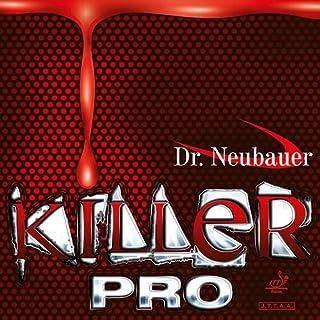 Optionen 1,2 mm Kurznoppe NEUBAUER Belag Explosion Pro DR schwarz