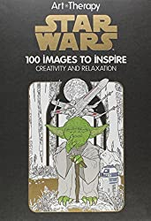 star wars art therapy Coloring Books science fiction colouring