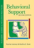 Behavioral Support, Second Edition (Teachers' Guides)
