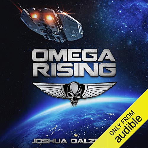 Omega Rising cover art