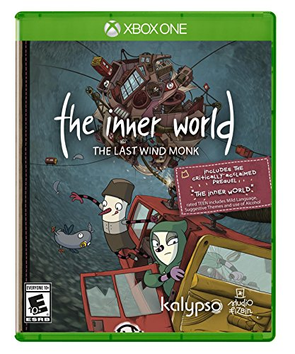 The Inner World - The Last Wind Monk Xbox One