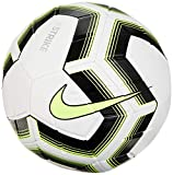 Nike Strike Team Ims Ballon Mixte Adulte, White/Black/Volt/Volt, FR Unique (Taille Fabricant : 5)