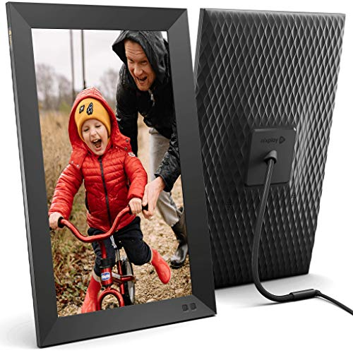 Nixplay Smart Digital Picture Frame 15.6 Inch,...