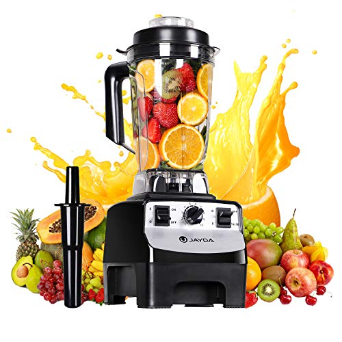 Blender Smoothie Blender,1450W Professional Countertop Blender for Shakes and Smoothies,Built-in Pulse& 10-speeds Control,Smoothie Maker for Puree, Ice Crush, Shakes and Smoothies,Self-Cleaning,68 Oz Container,30000 RPM
