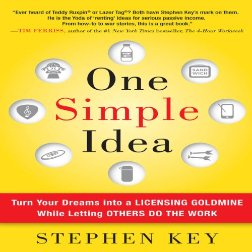 one simple idea stephen key pdf