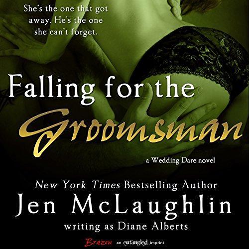 Falling for the Groomsman audiobook cover art