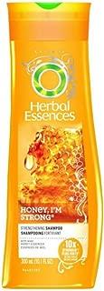 Herbal Essences Honey, I'm Strong Strengthening Hair Shampoo 10.1 oz (Pack of 4)