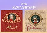 20 CD Musica Classica Collection - Beethoven e Mozart