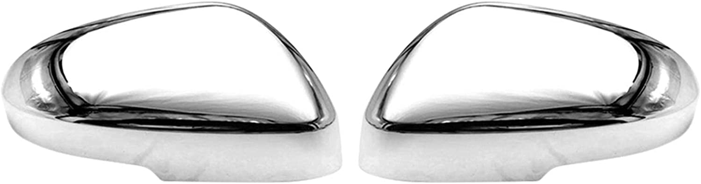 QADSJNH Car Choice Chrome Rear View Side Trim Mirror Max 46% OFF Glass F Cover