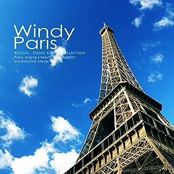 Windy Paris