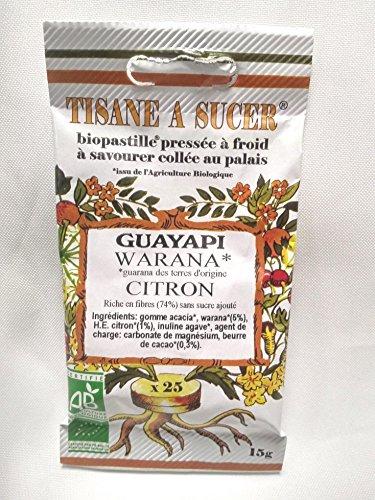 Guayapi - Tisane à Sucer