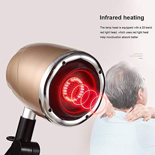 Best Review Of YLTTZ TDP Far Infrared Heat Lamp Moxibustion Instrument Improve Blood Circulation Min...