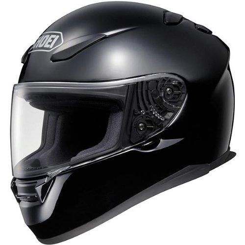 SHOEI RF-1100 Full-Face Black Helmet