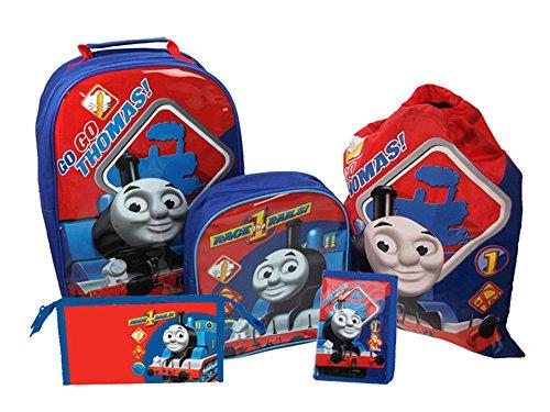 Thomas & Friends Kofferset, blau (blau) - THOMAS001169