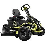 Ryobi 38' Battery Electric Rear Engine Riding Lawn Mower RY48110