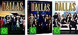 Dallas - Staffel/Season 1+2+3 * Die neuen Folgen/neue Serie * DVD Set