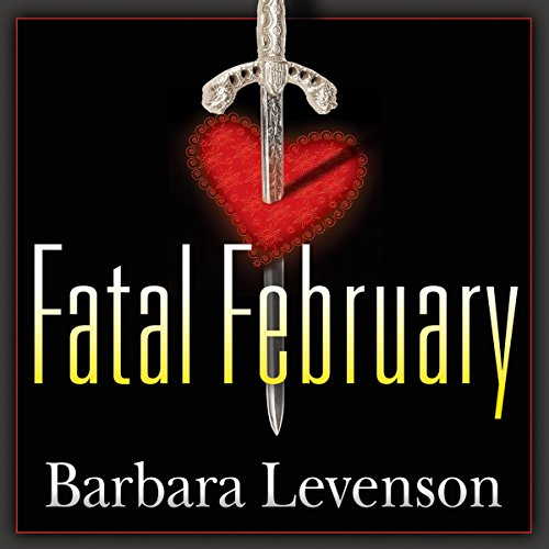 Fatal February audiobook cover art