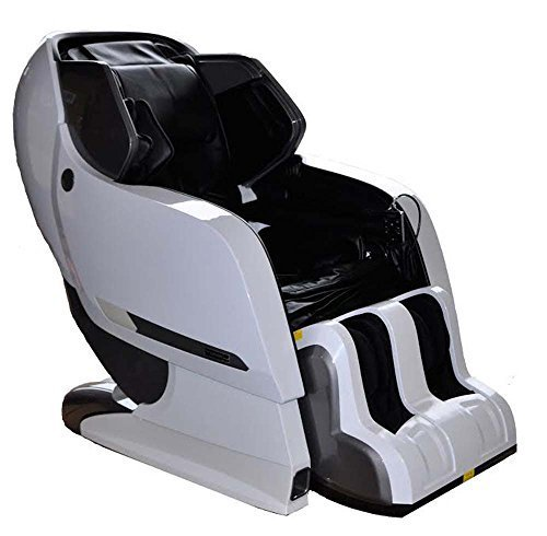 Infinity Iyashi Massage Chair - Back in Black (Black & White) by Infinite Therapeutics
