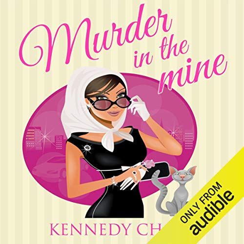 Murder in the Mine cover art