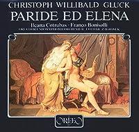 グルック:歌劇「パリスとエレーナ」 (Gluck: Paride ed Elena)
