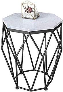 FTFTO Décoration de Salon Table d'appoint de Salon Table Basse Table Basse en marbre Nordique/Appartement Petit Appartemen...