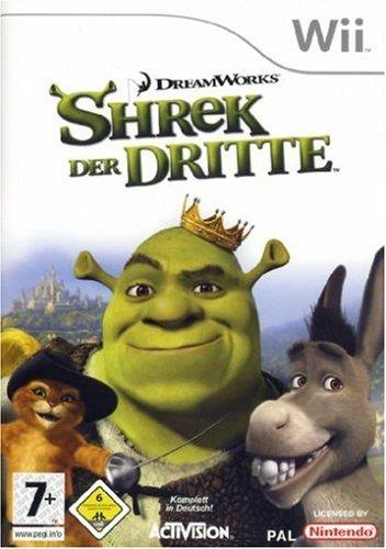 Shrek : der dritte [import allemand]