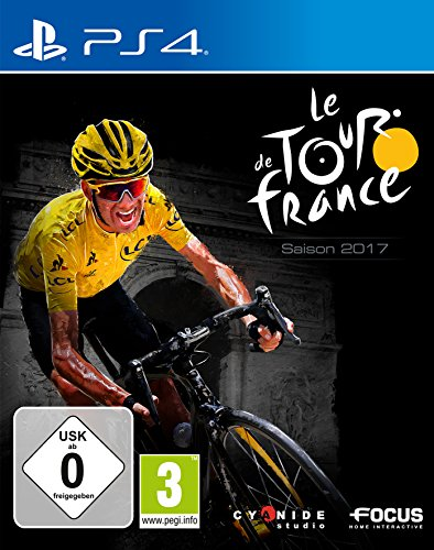 Tour de France 2017 - [Playstation 4]