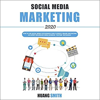 Social Media Marketing 2020 cover art