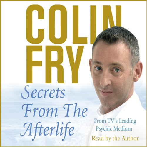 Secrets from the Afterlife audiobook cover art