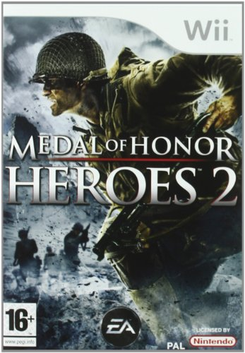 Medal Of Honor Heroes 2 (P.Clasico)