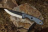 Tops Knives Black Mini Scandi