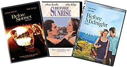 Before Sunrise, Before Sunset, Before Midnight 3-Pack Collection