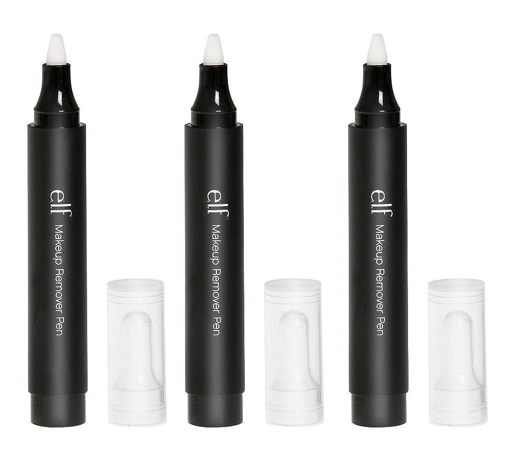 マリンスカート寝る(3 Pack) e.l.f. Studio Makeup Remover Pen - EF85035 (並行輸入品)