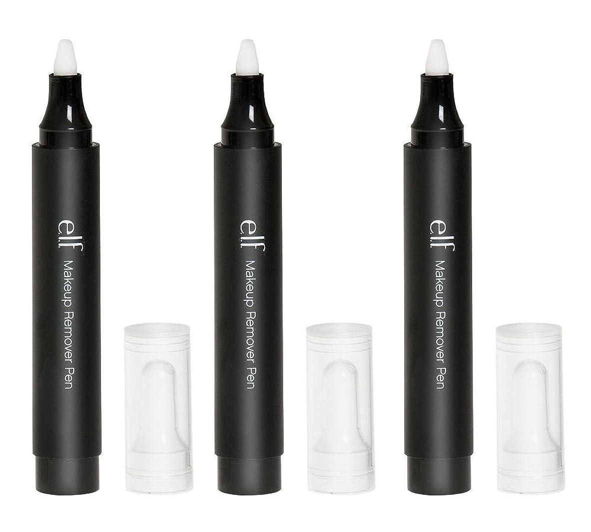 心配中世の舌な(3 Pack) e.l.f. Studio Makeup Remover Pen - EF85035 (並行輸入品)
