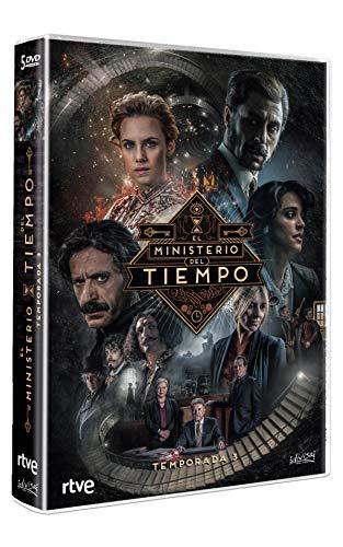 El Ministerio del Tiempo - Temporada 3 [DVD]