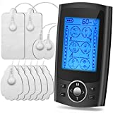 Best Tens Machines - Dual Channel TENS Machine Muscle Stimulator for Pain Review