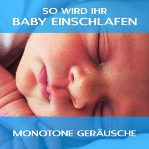 Spülmaschine - Geräusche als Einschlafhilfe für Ihr Baby