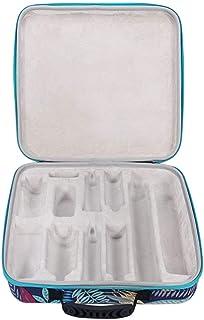 Geneic Bolsa de almacenamiento de viaje para Dyson completo rizador de pelo secador de pelo rizador de pelo bolso