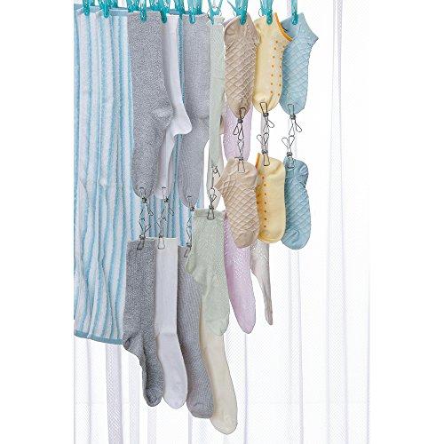 下村企販洗濯ばさみピンチステンレス20個組サビにくい34852