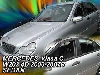 Suchergebnis Auf Für Mercedes E Klasse W211 Windabweiser Autozubehör Auto Motorrad