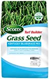 Scotts Turf Builder Grass Kentucky Bluegrass Mix-7 lb, Use in Full Sun, Light Shade, Fine...