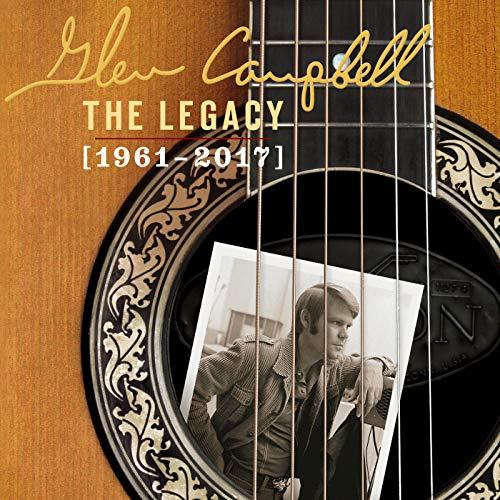 The Legacy (1961-2017) (Ltd. CD-Box)