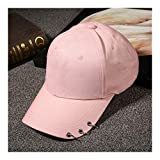 HaiNing Zheng Damen Baseball Cap rosa rose