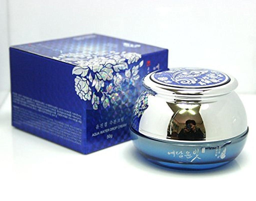 生息地ベルベット書誌[YEDAM YUN BIT] Yunjin Gyeolアクアウォータードロップクリーム50g / オリエンタルハーブ / 韓国化粧品 / Yunjin Gyeol Aqua Water Drop Cream 50g / Oriental Herb / Korean Cosmetics [並行輸入品]
