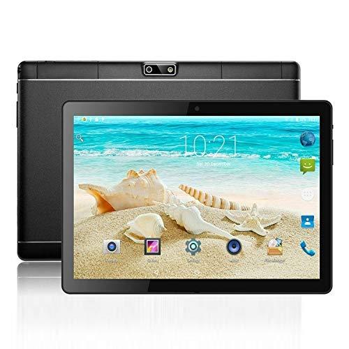 Android M3 3G Teléfono Tablet PC, 10.1 Pulgadas, 2GB + 32GB, Android 4.4 MTK6592 Octa Core 1.3GHz, SIM Dual, Soporte GPS, OTG, WiFi, Bluetooth (Color : Black)