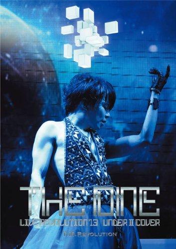 T.M.R. LIVE REVOLUTION'13 -UNDER II COVER- [Blu-ray]
