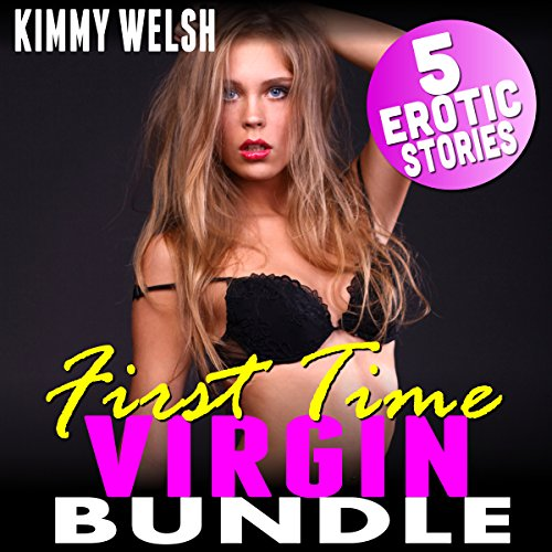 First Time Virgin Bundle: 5 Erotic Stories cover art