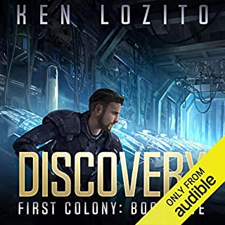 Discovery                   By:                                                                                                                                 Ken Lozito                               Narrated by:                                                                                                                                 Scott Aiello                      Length: 7 hrs and 17 mins     612 ratings     Overall 4.6